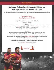 2016 Heritage Day Invite