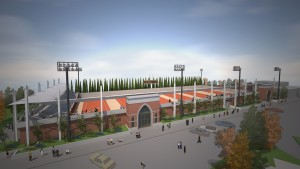 Marks Tennis Stadium Renovation